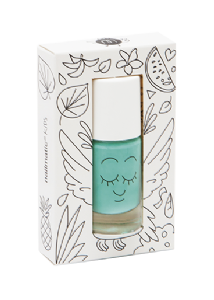 Rio (Green) - nailmatic® kids - water based nail polish